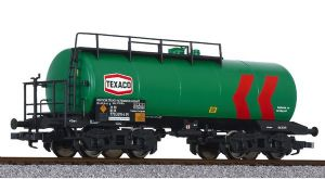 "Liliput L235963 4-axle Tank Wagon, ""Texaco"", Era IV - SPECIAL OFFER"
